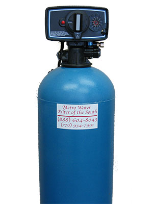 carbon filter as water from the treatment plant flows through the of pipes and valves in the municipal water system it can pick up almost