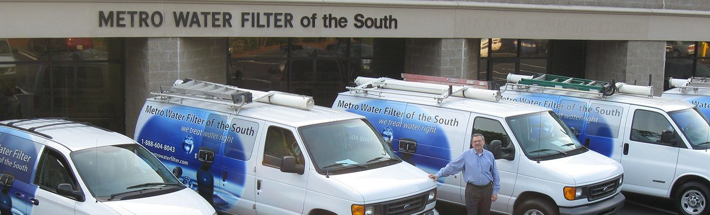 Metro Water Filters of the South