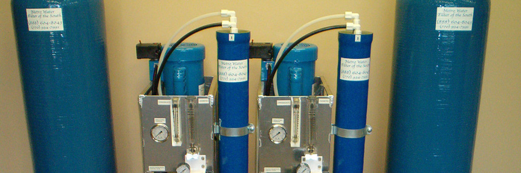Metro Water Filter commercial osmosis