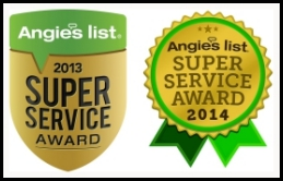 Angie's List 2013 and 2014 Super Service Award Winner - Atlanta Water Filtration